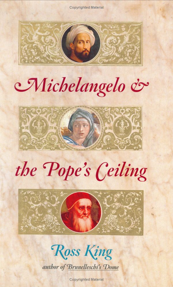 Michelangelo and Pope's Ceiling